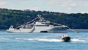 Deniz Kuvvetleri Komutanlığın'dan 23 Nisan'da İstiklal Marşına Gemilerden Destek Verileceği Bildirildi!