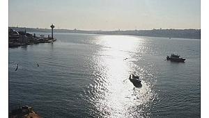 Deniz polisinden drone ile korona virüs denetimi