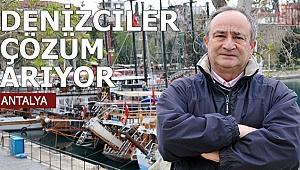 Denizciler sorunlara çözüm arıyor