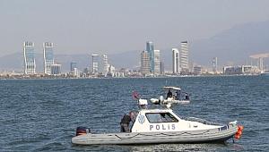 Denize atlayan kişinin cesedi 24 saat sonra bulundu