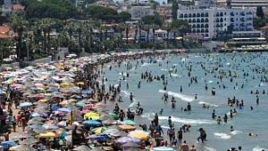 Dünyaca ünlü Kadınlar Plajı sahil bandı yenileniyor