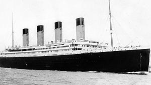 Efsane gemi Titanic bugün battı
