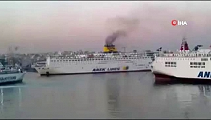 Karantina altına alınan Yunan bayraklı gemideki Türk mürettebatın aileleri endişeli