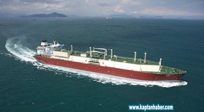 Katar 16 LNG gemisi için Çin ile anlaştı