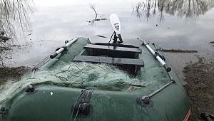 Konya Baraj Gölünde Yasa Dışı Avlananlar Yakalandı