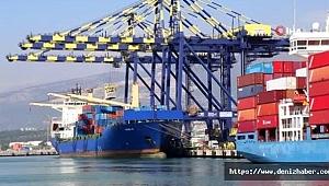 Korona virüsün etkisi ile İskenderun Körfezi'ne gelen gemi sayısı yüzde 10 arttı