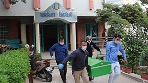Kuşadalı turizmci otelinde ölü bulundu