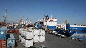 Mağusa Limanı'nda karantina krizi