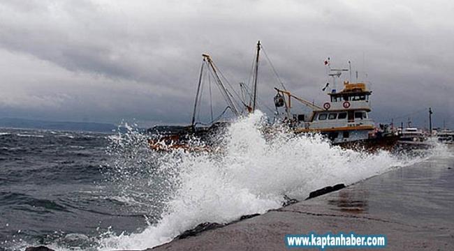 Meteoroloji uyardı: Marmara bölgesinde kuvvetli fırtına bekleniyor