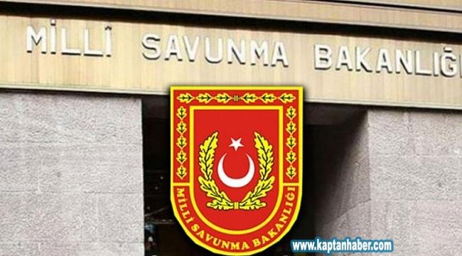 """MSB: """"Barış Pınarı bölgesine sızma girişiminde bulunan teröristler etkisiz hale getirildi."""""""