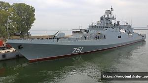 Rusya, küçük füze gemisini, Akdeniz'deki güçlerine katacak