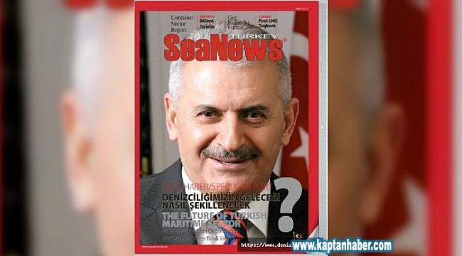 SeaNews Dergisinin Tüm Sayıları Online Platformda