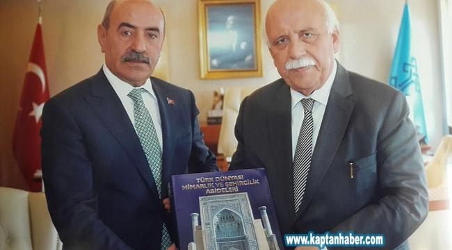 Türk Dünyası Mühendisler ve Mimarlar Birliğinden Milli Dayanışma Kampanyası'na destek
