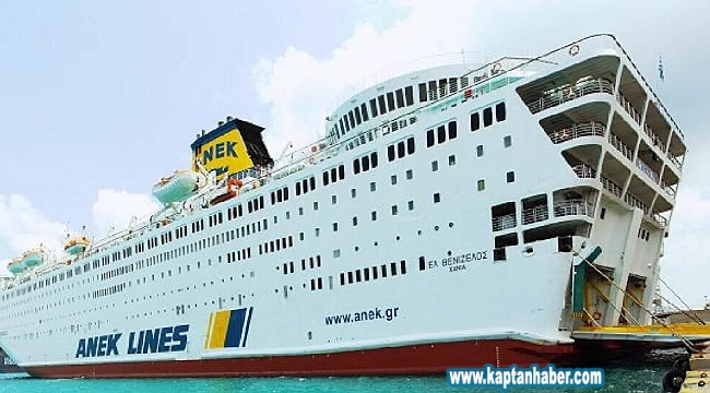 Yunanistan'da karantinaya alınan gemideki 65 Türk yolcunun koronavirüs testi pozitif