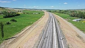 Ankara ile Sivas arasını 2 saate indirecek dev proje hız kesmiyor