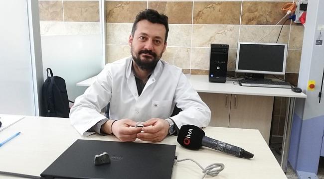 Atatürk Üniversitesi'nde 'Karbür Takviyeli Metal Matrisli Kompotit Malzeme' üretildi