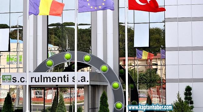 Avrupa'nın en büyük rulman üreticilerinden SC Rulmenti SA'dan ihracata devam mesajı