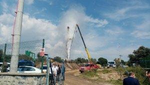 Aydın'da jeotermal santrallerin Nisan ayı ölçümleri temiz çıktı