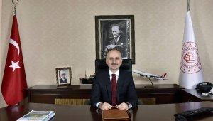 """Bakan Karaismailoğlu: """"Marmaray her yıl 25 bin konteyner yük taşıyacak"""""""
