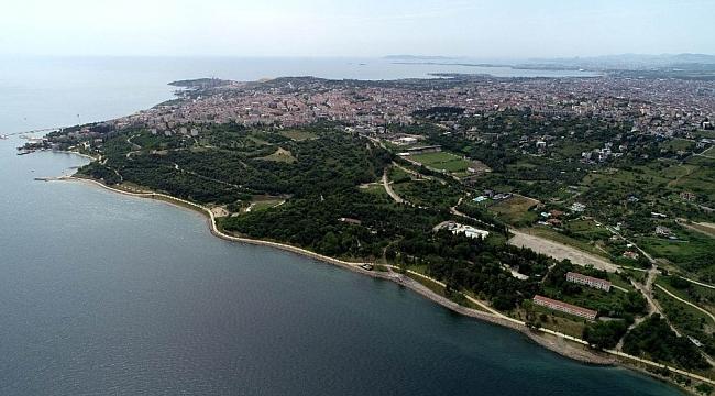 """Başkan Büyükakın; """"Darıca Sahil Parkı bölgenin cazibe merkezi olacak"""""""