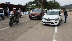 Bodrum'a 3 günde 28 bin araç giriş yaptı