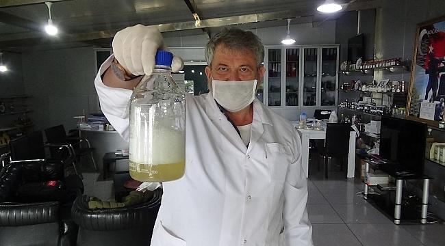 Dünya Trump ile dalga geçti, Türk Ar-Ge firması yenilebilir şifalı sabunu üretti
