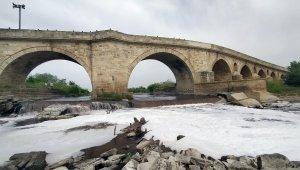 Ergene Nehri'nde 50 yıllık sorun bitiyor