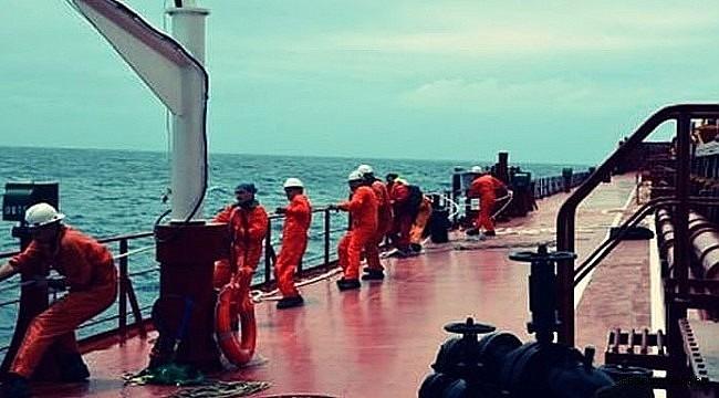 Gemilerde Mahsur Kalan Mürettebat Zihinsel ve Fiziksel Problemlerle Karşılaşıyor!