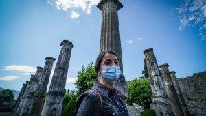 İtalya'da Pompeii Antik Kenti yeniden ziyaretçilere açıldı