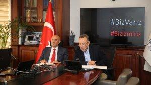 """İzmir'i dünya tarımında zirve yapmak için """"dört ilke"""""""