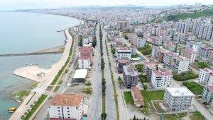 Karadeniz'in tek kısıtlamalı ili Samsun'da çok önemli korona uyarısı