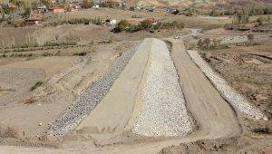 Kartalkaya barajı ile 38 bin dekar tarım arazisi suyla buluşacak