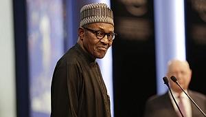 Nijerya Devlet Başkanı Buhari: