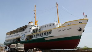'Şehit Temel Şimşir Gemisi' turizme kazandırılıyor