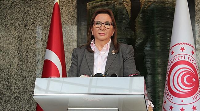 """Ticaret Bakanı Pekcan'dan """"stok finansman destek paketi"""" açıklaması"""