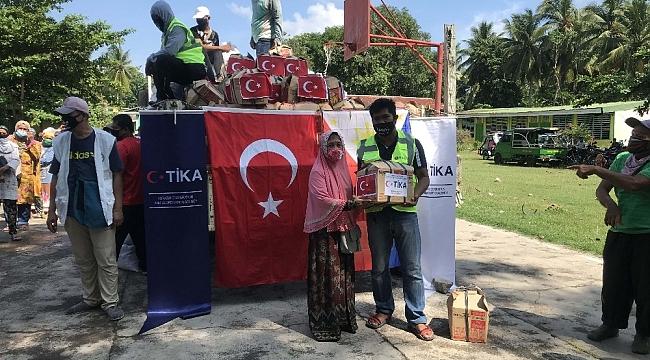 TİKA'dan Filipinler'de Ramazan yardımı