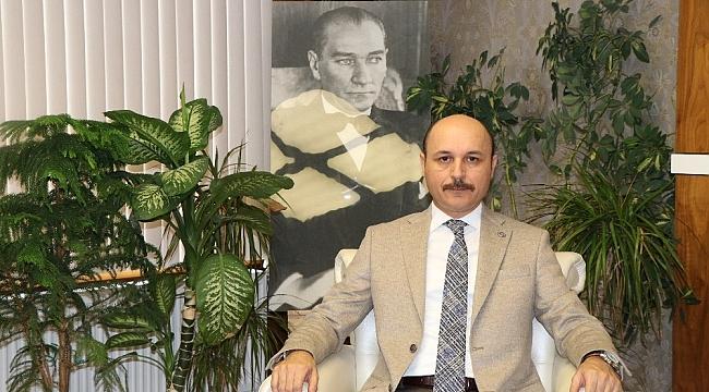 """Türk Eğitim-Sen Genel Başkanı Geylan: """"101 yıllık bir destanının kahramanları olan ecdadımızı saygı, minnet ve dualarla anıyoruz"""""""