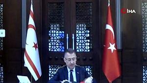 Türkiye ve KKTC arasında 2020 Yılı İktisadi ve Mali İş Birliği Anlaşması imzalandı