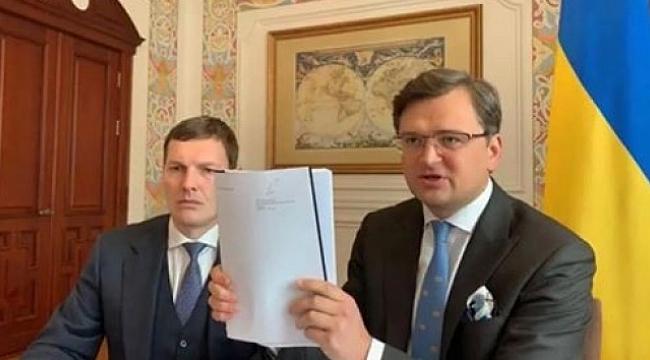 Ukrayna, Kerç Boğazı krizi sebebiyle Rusya'yı uluslararası mahkemeye verdi