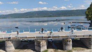 2700 yıllık geçmişe sahip Gölyazı'da bisikletli ulaşım dönemi