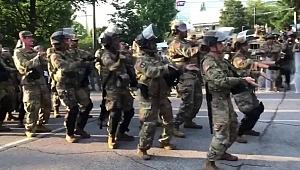 ABD'de Ulusal Muhafızlar