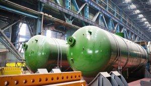 Akkuyu NGS'nin ilk ünitesinin buhar jeneratörlerinin üretimi tamamlandı