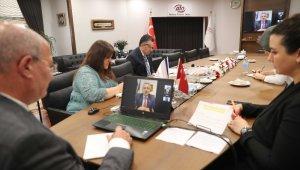 """ATO Başkanı Baran: """"Moldova ile ticaretimizi 1 milyar dolar seviyesine çıkarmak istiyoruz"""""""