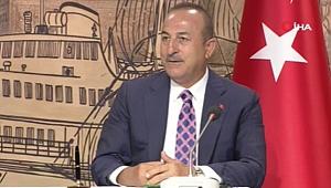 """Bakan Çavuşoğlu: """"Rusya ile kriz çıktı ertelendi değerlendirmeleri doğru değil"""""""