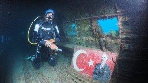 Batı Antalyalı denizciler virüsün olmadığı su altı için misafirlerini bekliyor