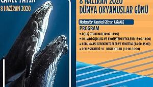 Beş ülkeden 30 uzman okyanusları anlatacak