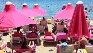Bodrum'da 24 bin liralık şezlong