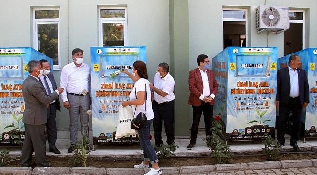 Fethiye'de çevre kirliliğinin önlenmesi için protokol imzalandı
