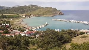 Gökçeada'da arkeolojik sit alanına kaçak inşaat yapıldı iddiası