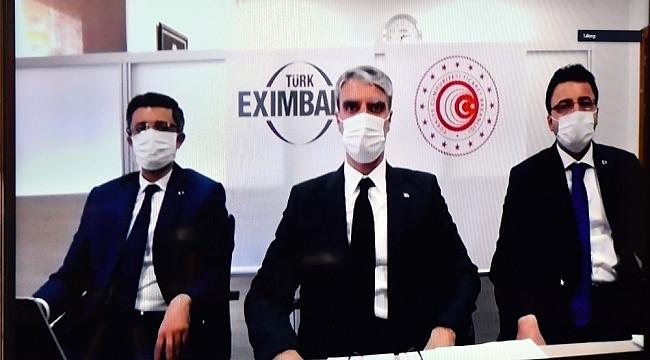 """GSO'dan Türk Eximbank işbirliğinde, """"Ekonomi günlüğü"""" paneli"""